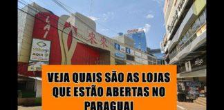 lojas abertas ciudad del este paraguai
