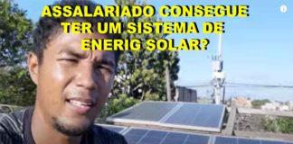 salário minimo energia solar
