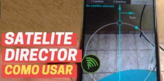 satelite director como usar