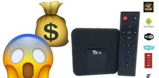 tv box caro preços altos