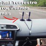 usar duas antenas tv digital terrestre carro