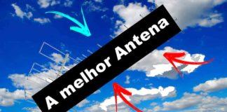 melhor antena tv digital terrestre