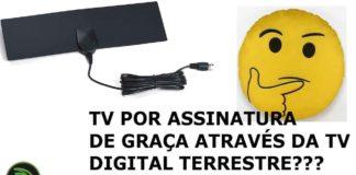 tv radius antena tv digital terrestre canais tv paga