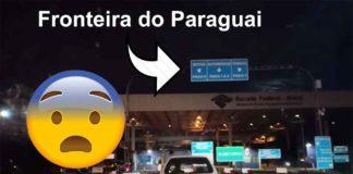 paraguai fiscalização aduana fronteira ponte da amizade horarios