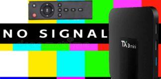 tv box sem sinal imagem não aparece tv