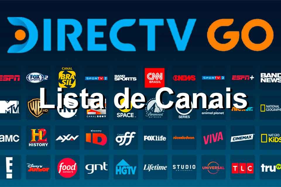 lista canais iptv legal directv go