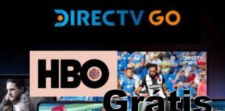 hbo gratis directv go