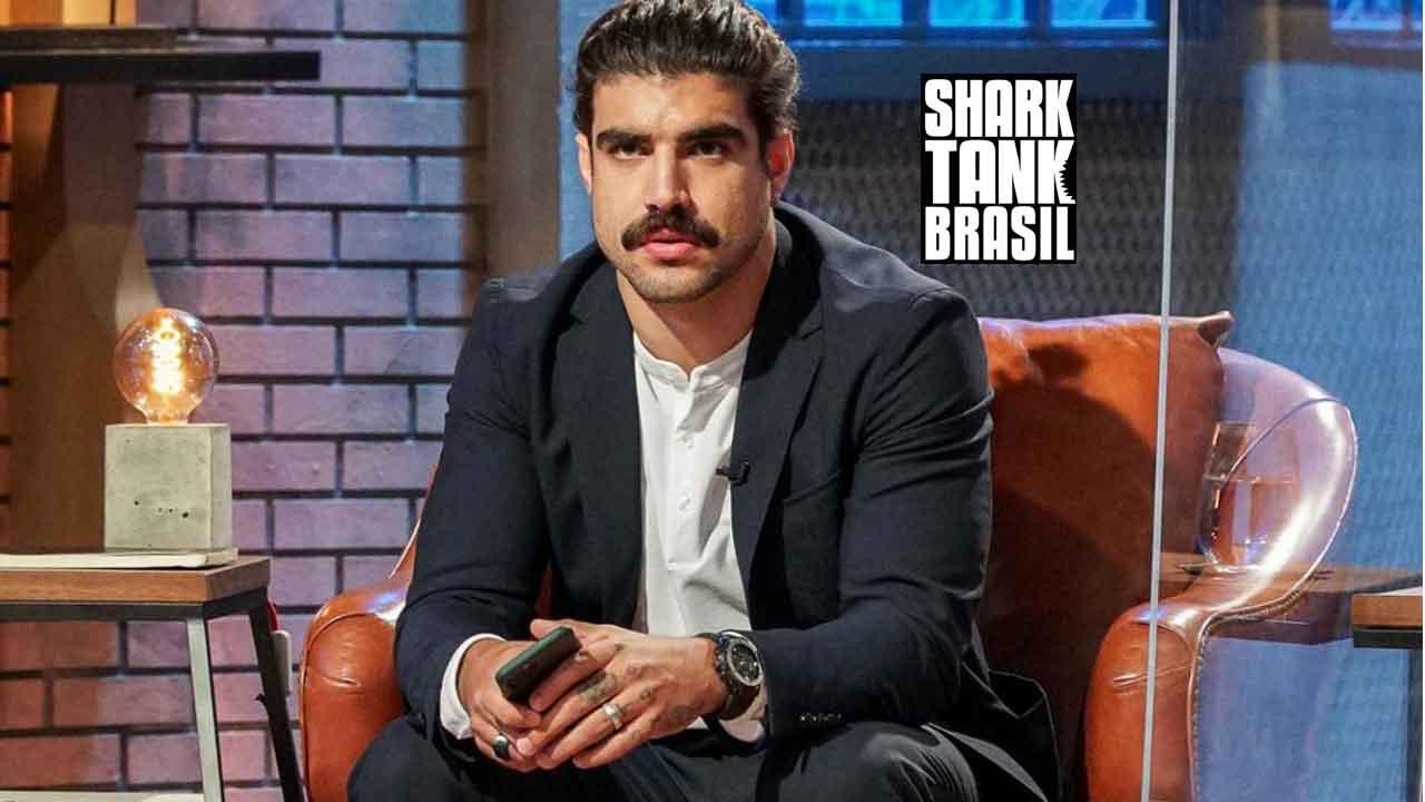 caio castro shark tank brasil