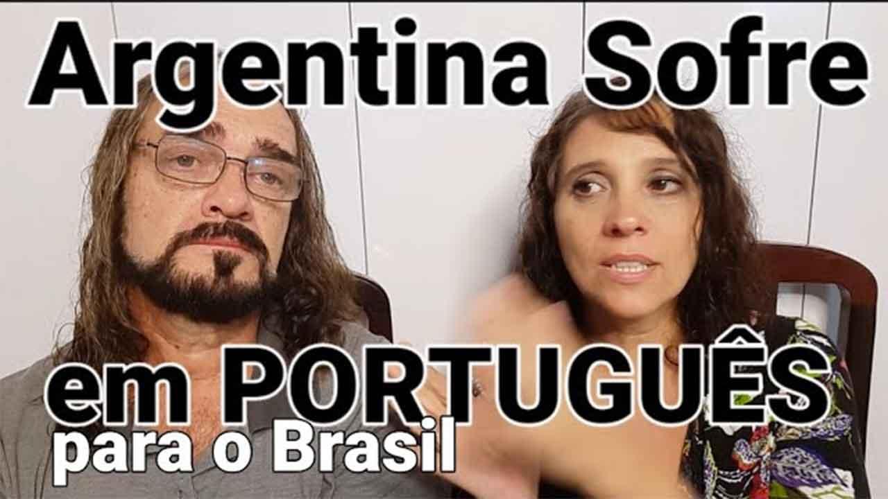 canal argentinos morando no brasil o que sentimos