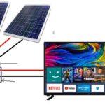 smart tv movida energia solar