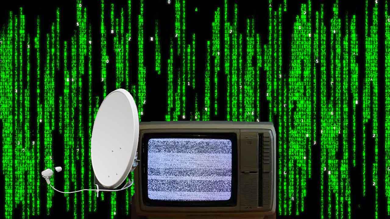 tv analogica via satelite tv digital banda ku migrar