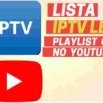 lista iptv gratis canais youtube playlist