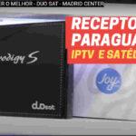 receptor iptv paraguai
