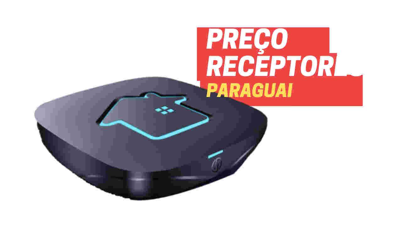 receptor iptv paraguai preço