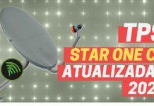tps star one c2 atualizadas 2021