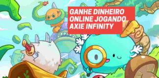 axie infinity ganhar dinheiro online
