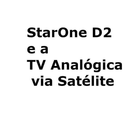 star one d2 tv analogica via satelite