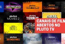 iptv pluto tv canais de filmes abertos
