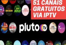 IPTV gratuito pluto tv assistir tv online